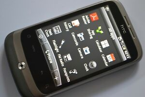 HTC Wildfire A3333 - Mocha (Unlocked) Android camera Smartphone (GRADE B)