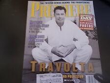 John Travolta - Premiere Magazine 1996