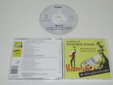 Mantovani / An Album of favourite tangos & Waltzes ( cdvs 1967) CD Album