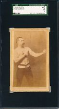 1880's Jake Kilrain CDV Rare boxing card! SGC 40 = PSA  See my other CDVs