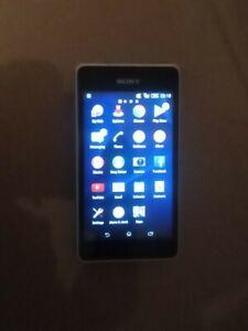 Sony Xperia E [D2005] 4GB White (Unlocked) Smartphone