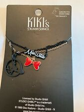 Kiki's Delivery Service 3 Tier Necklace Set Miss Witch Studio Ghibli Cosplay