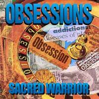 SACRED WARRIOR- OBSESSIONS: METAL ICON SERIES (*NEW-CD, 2019, Retroactive) Metal