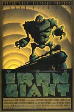 The Iron Giant Mark Whiting Warner Brothers Giclee on Canvas Limited Ed of 100