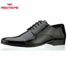 Red Tape Lace-up Leather Upper Shoes for Men