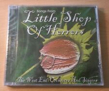 """West End Orchestra & Singers """"Songs From Little Shop Of Horrors"""" NEW & SEALED CD"""