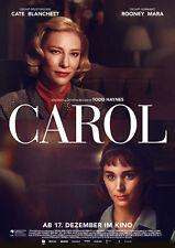 CAROL- Orig.Kino-Plakat A1 - Cate Blanchett