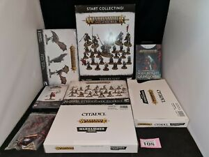 Warhammer Age Of Sigmar Soulblight Gravelord Army + battletome book