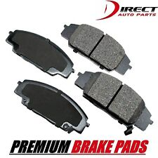 FRONT BRAKE PADS For Acura CSX RSX Honda Civic S2000 MD829 Premium Brakes
