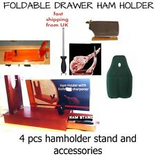 professional serrano paleta IBERIAN ham stand Gondola 1 +SHARPENER+ HOLDER  SET