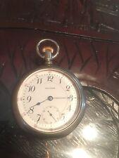 1892 Waltham Railway WatchP.S. Bartlett Pocket Watch