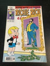 Richie Rich Giant-Size#3 Awesome Condition 8.0(1993)