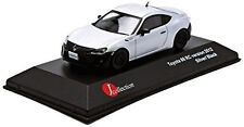 J Collection JC280, TOYOTA 86 RC versione RHD 2012, Argento/Nero, Scala 1:43