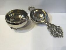 Silver/Silver Plated Collectable Sieves & Strainers