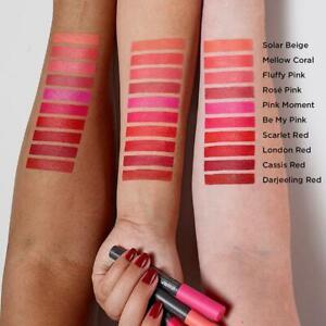 Avon Flat Velvet Lipsticks