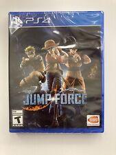 Fuerza de salto: edición estándar-PlayStation 4 Nueva