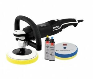 New rotary polisher Rupes LH19 E KIT STN for detail body car Warranty 12 months