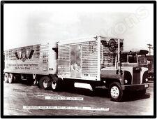 Kenworth Trucks New Metal Sign: CBE w Drom Box Interstate Motor Lines Salt Lake