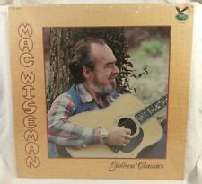 Mac Wiseman, Golden Classics 1979 VINYL *SEALED* LP / BLUEGRASS