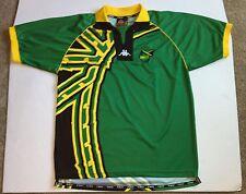 Vintage Jamaica Kappa Soccer Jersey XXL