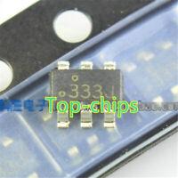 10PCS FDC6333C MOSFET N-CH/P-CHAN 30V SSOT6 FDC6333 6333 6333C