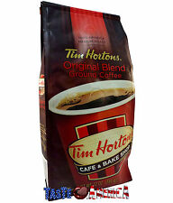Tim Hortons Original Blend Medium Roast Ground Coffee 340g.