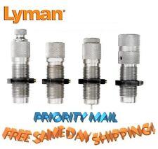 7680203 Lyman Carbide 4 Die Set for 9mm Luger # 7680203 New!