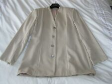 Formal Button Coats & Jackets Size Tall for Women