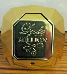 Lady Million De Paco Rabanne Eau De Parfum Vapo 50ml Neuf