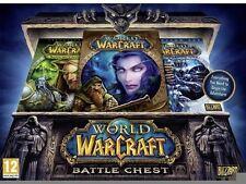 World Of Warcraft Battle Chest Novo Lacrado EM PORTUGUES DO BRASIL