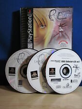 PlayStation PS1 Parasite Eve Video Game