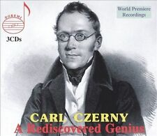 Czerny: Rediscovered Genius, New Music