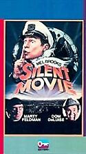 Silent Movie (VHS, 1997)