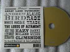 CD-FARGO ALBUM-ALL STARS-GOTHIC CONTRY FOLK MUSIC-ANDREW BIRD/ALAMO-2006-11TRACK