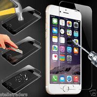 "Keraiz 5.5"" iPhone 6 Plus screen protector Apple Tempered Glass Transparent Edge"