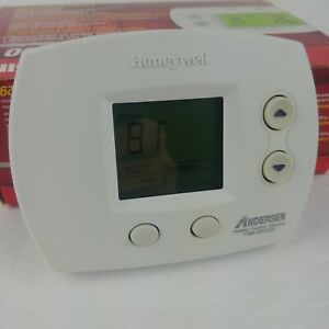 Honeywell Focus Pro 5000 TH5220D1006 Thermostat Large Display Heating AC Home