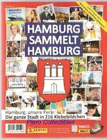 Hamburg Sammelt Album Vuoto Panini