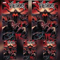 VENOM #30  ~ 5 COPIES ~ MARVEL ~ PRESALE 11/18 ~ DYLAN / KNULL / CODEX