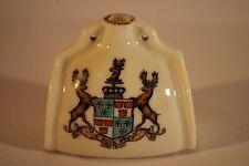 """Vintage Goss China """"Canterbury Bottle""""    #6012"""