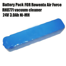 Battery Pack for Rowenta Air Force RH8771 SC 24V 3Ah Tamiya 20SX Vacuum Cleaner