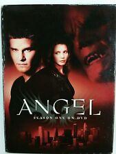 Angel - Season 1 (DVD, 2003, 6-Disc Set)