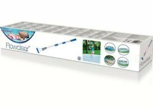 Bestway Flowclear batteriebetriebener Poolsauger AquaScan für Pools bis 305 *V