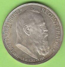 Bayern 3 Mark 1911 Luitpold Prachtexemplar nswleipzig