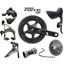 Gruppe Sram Force 22, 53/39, 50/34, GXP, Neu