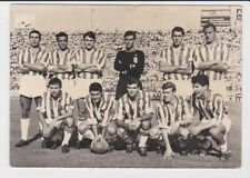 FOOTBALL POSTAL HISTORY ORIGINAL JUVENTUS TEAM PHOTO POSTCARD JOHN CHARLES 2
