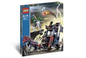 Lego Castle Knight's Kingdom ll 8874 Battle Wagon New SEALED Ships World Wide