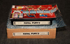 Fatal Fury 3 US English MVS Kit • Neo Geo JAMMA Arcade •SNK Garou Densetsu FF3