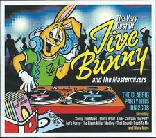 Jive Bunny - The Very Best Of - Greatest Hits 2CD NEW/SEALED