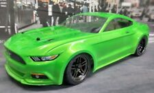 Custom Painted Body FORD MUSTANG for 1/10 RC Drift Cars Touring Traxxas 4-TEC2.0