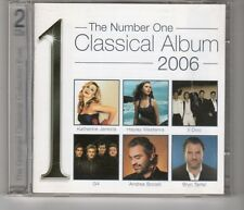 (HH927) The Number 1 Classical Album 2006, 41 tracks - 2005 double CD